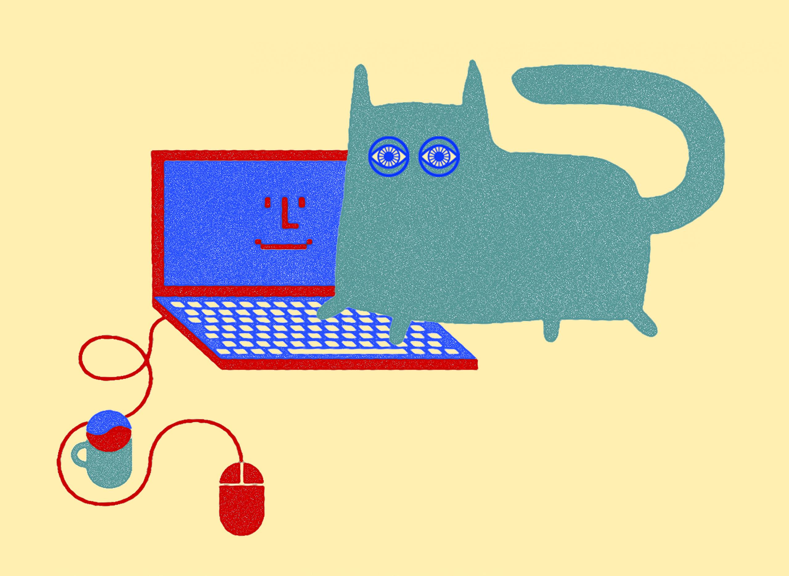Workspace_Katze_hellgelb