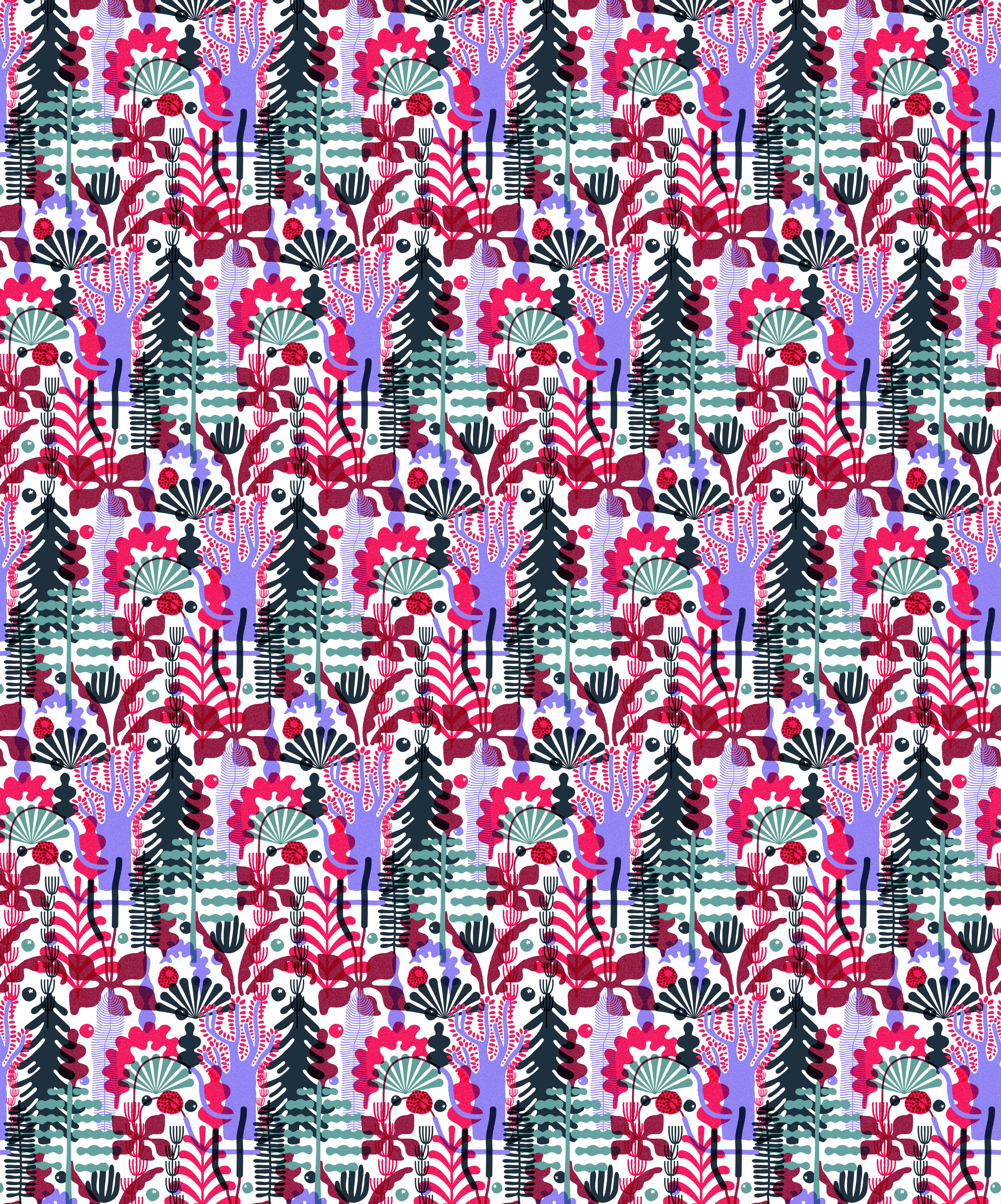 JuliaSchwarzIllustration-forrest-pattern-07