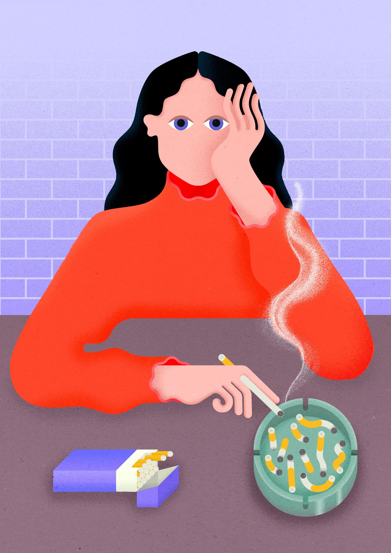 Julia-Schwarz-Illustration-bored-bodies-7