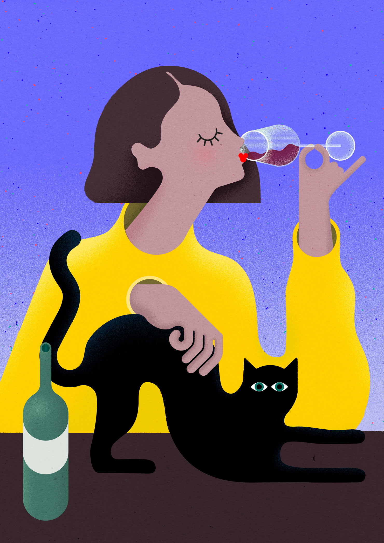 Julia-Schwarz-Illustration-bored-bodies-8